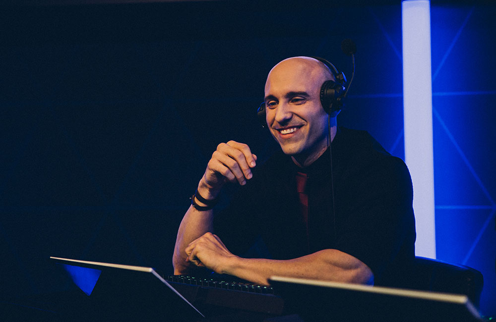Khaldor Behind the Scenes