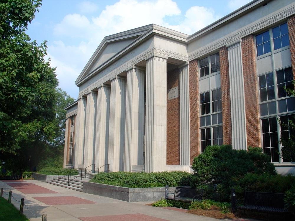 UGA Main Library