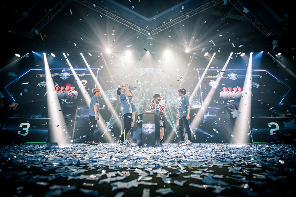 Tempest win the Heroes of the Storm Global Championship at DreamHack Summer