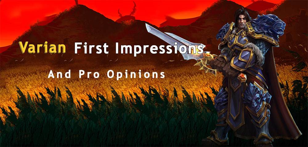 Varian First Impressions