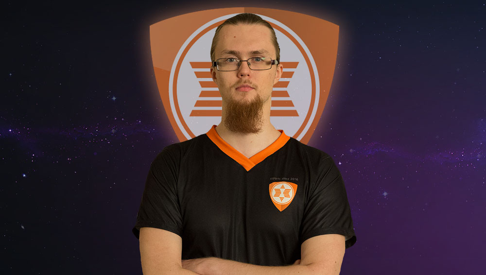 Swedish Heroes of the Storm BadBenny on Team expert