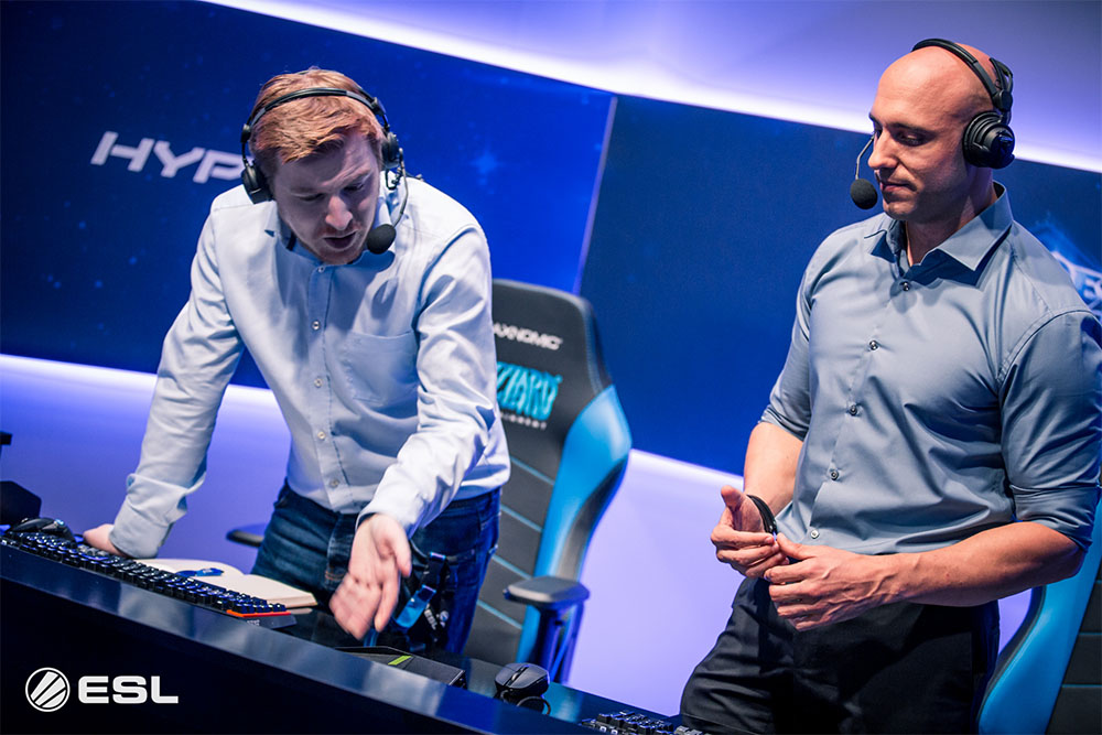 Kaelaris and Khaldor at Gamescom