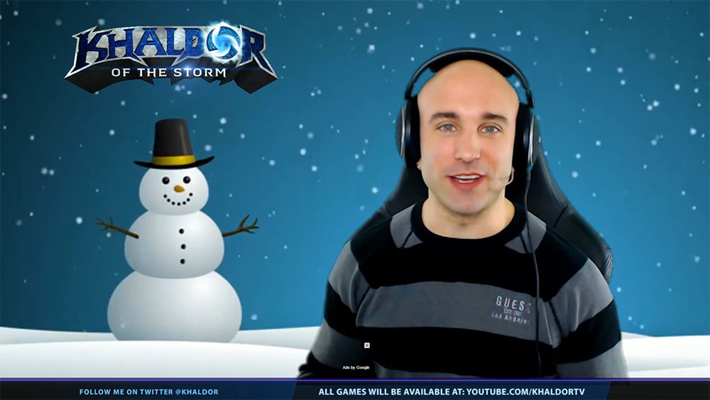 Khaldor holiday stream